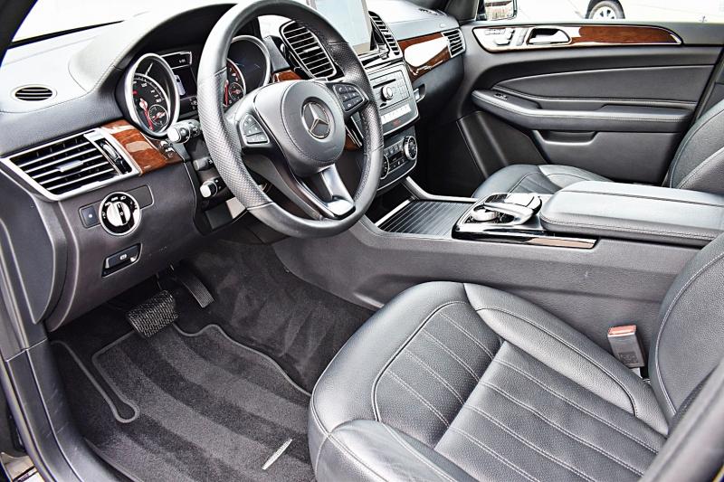Mercedes-Benz GLS 450 4MATIC 2017 price $38,850
