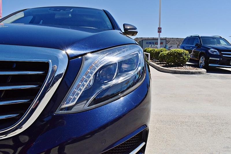 Mercedes-Benz S-Class 2015 price $44,900