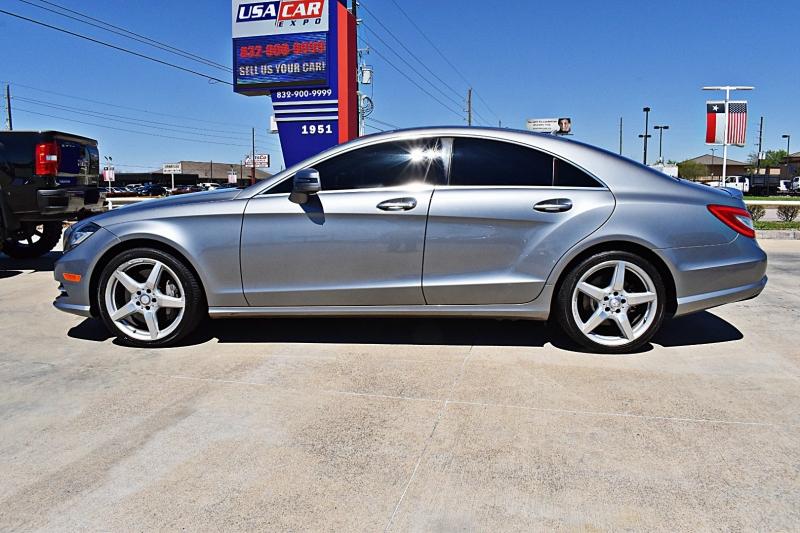 Mercedes-Benz CLS-Class 2014 price $27,900