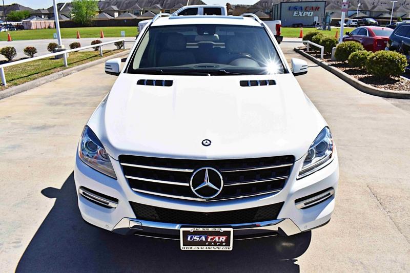 Mercedes-Benz M-Class 2015 price $25,850