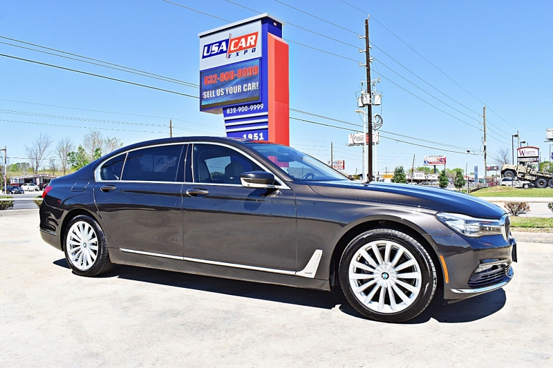 BMW 7-Series 2016 price $34,900