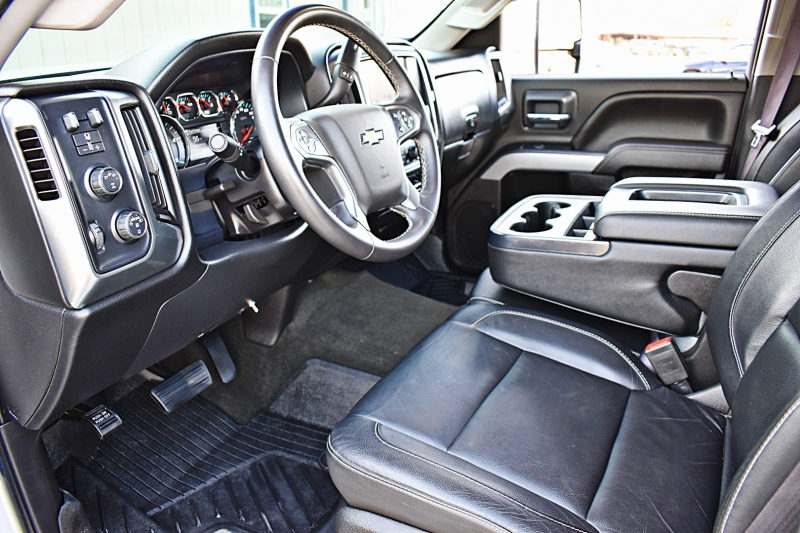Chevrolet Silverado 2500HD 2017 price $58,900