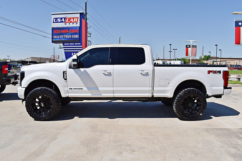 Ford F-350 Lariat 4X4 Lifted 6.7L 2017 price $65,850