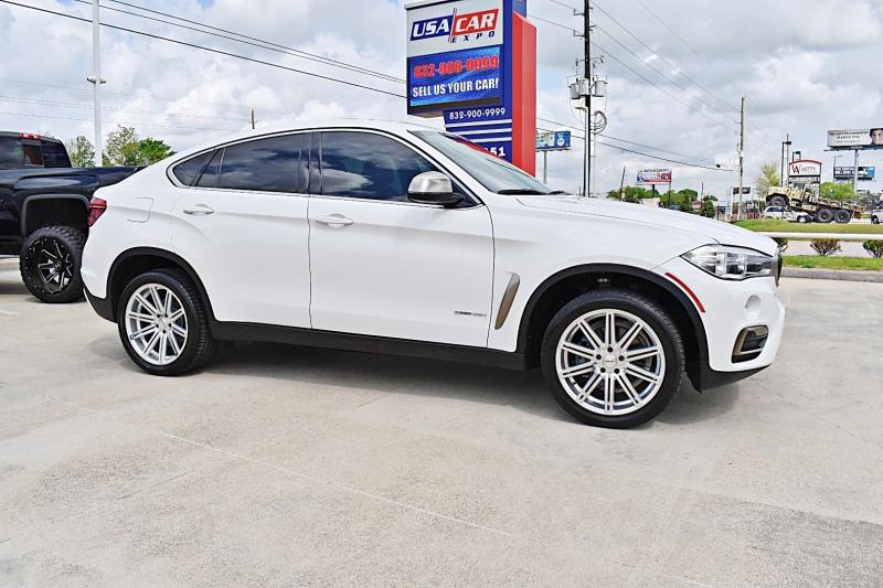 BMW X6 2017 price $38,900