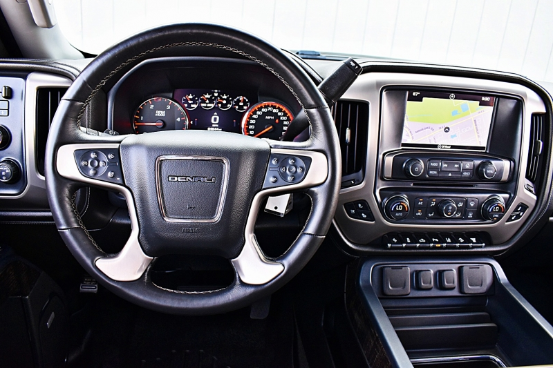 GMC Sierra 2500HD 2016 price $58,850