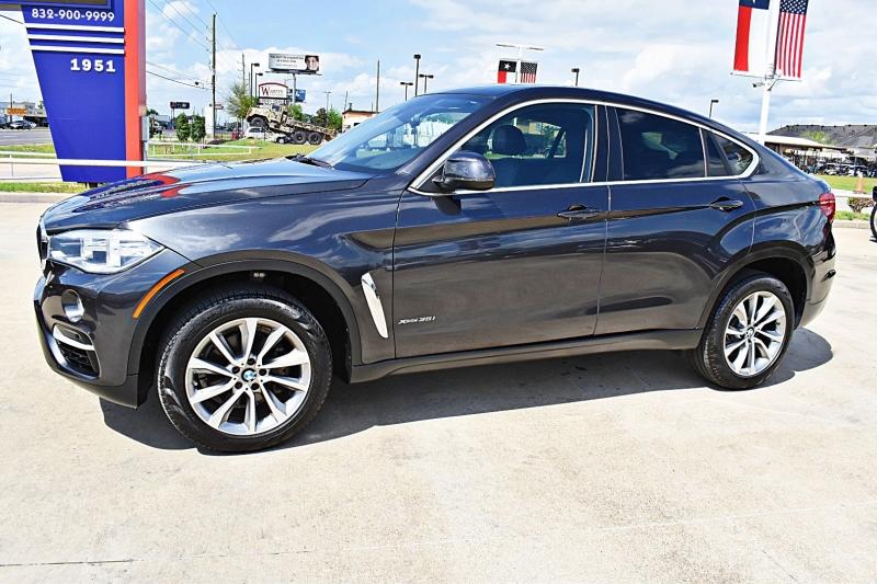 BMW X6 2015 price $34,900