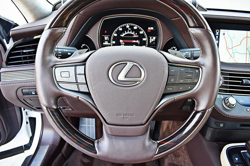 Lexus LS 500 Luxury Package 2018 price $52,900