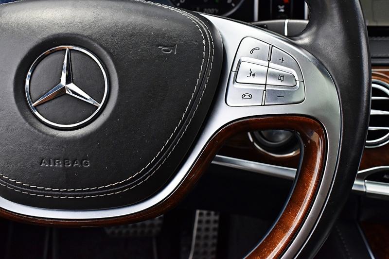 Mercedes-Benz S-Class 2015 price $45,900