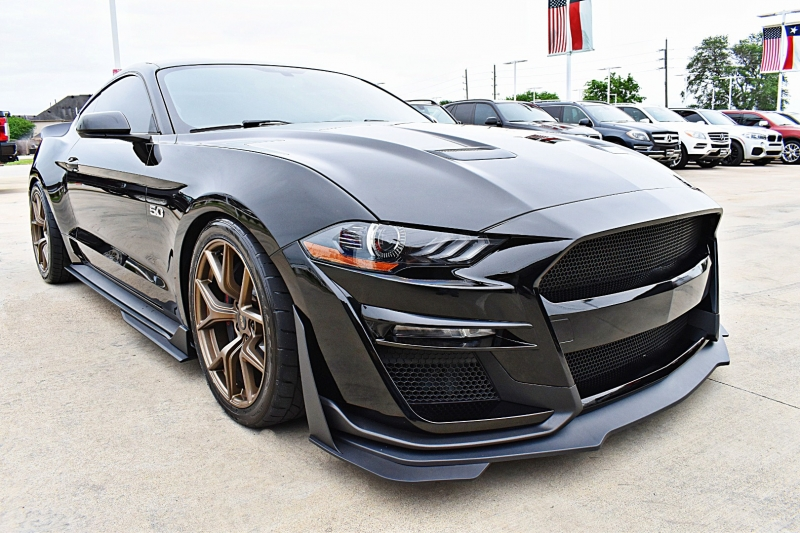 Ford Mustang 2018 price $37,900