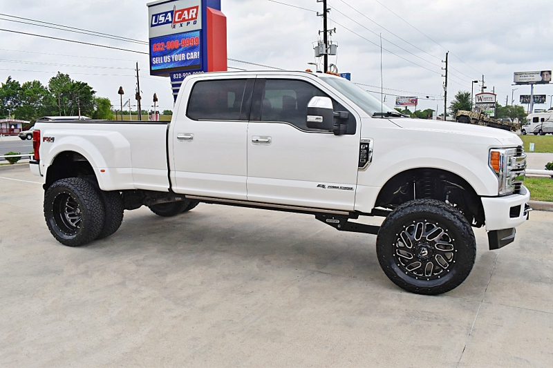 Ford Super Duty F-350 DRW 2018 price $79,900