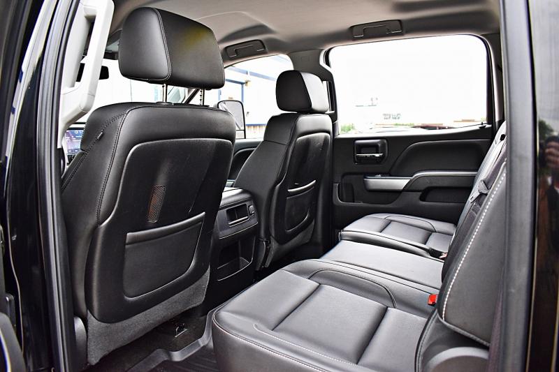 Chevrolet Silverado 2500HD 2015 price $58,900