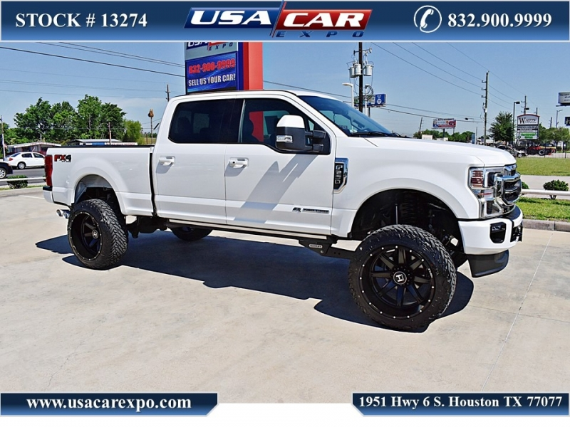 Ford F-250 Lariat 4X4 Lifted 6.7L 2021 price $77,900