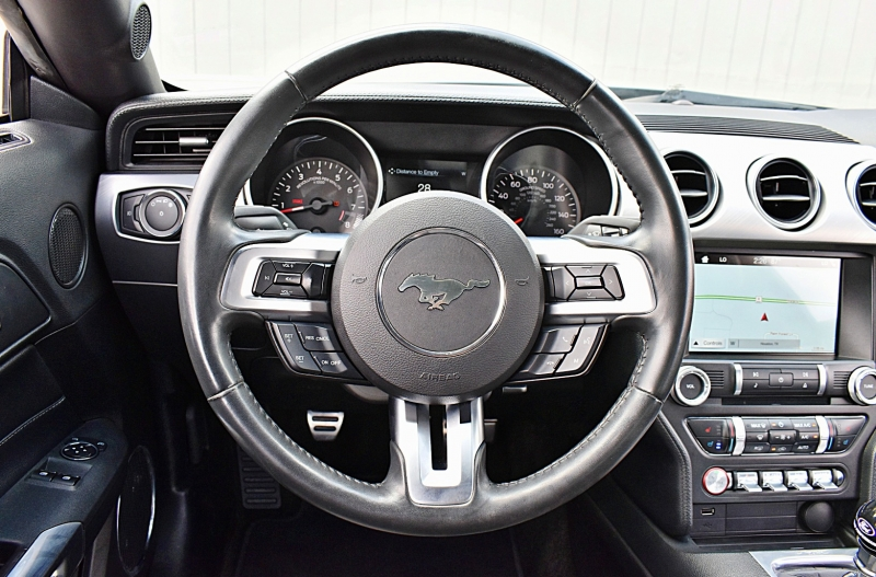 Ford Mustang 2018 price $40,850