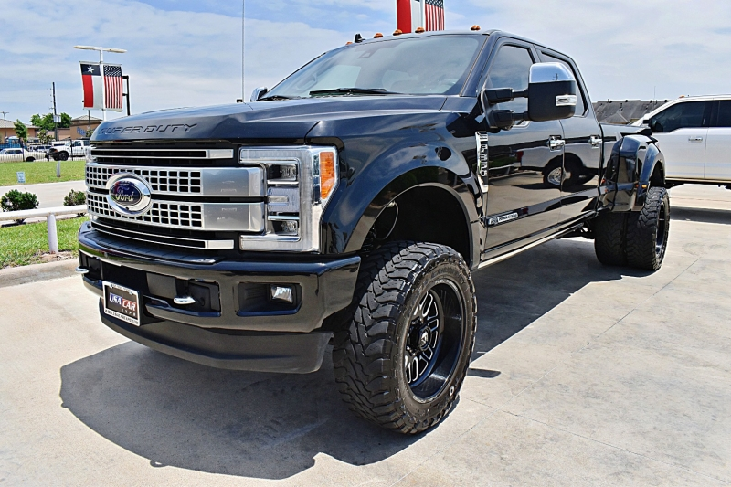Ford F-350 Platinum 4X4 Dually Lifted 6.7L 2019 price $86,900