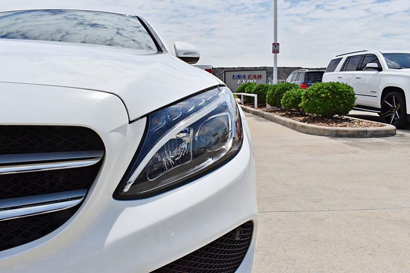Mercedes-Benz C-Class 2015 price $24,900