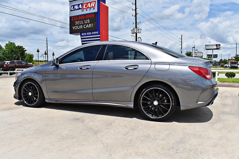 Mercedes-Benz CLA 250 AMG Sport Package 2015 price $24,900