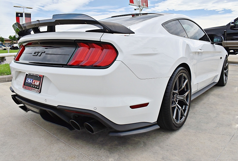 Ford Mustang GT 5.0 Premium Powered By Roush Supercharg 2019 price $52,900
