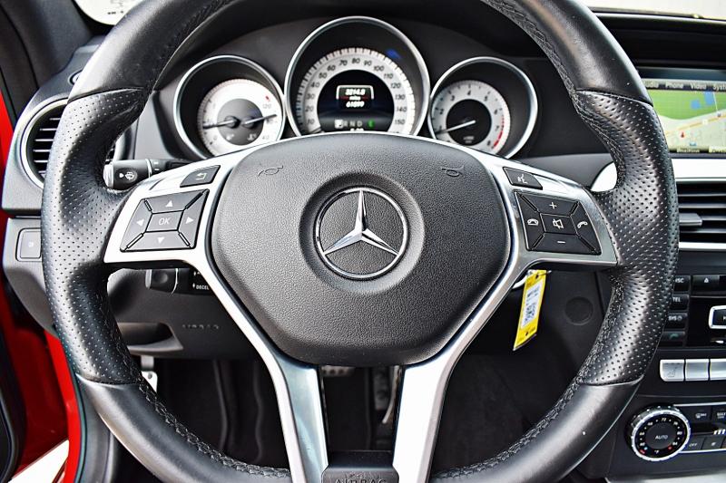 Mercedes-Benz C-Class 2015 price $19,850