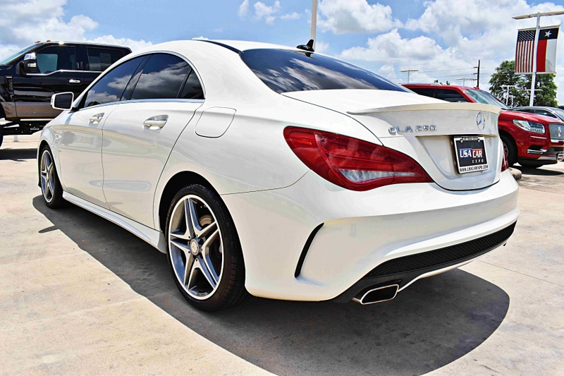 Mercedes-Benz CLA 250 AMG Sport Package 2015 price $24,850