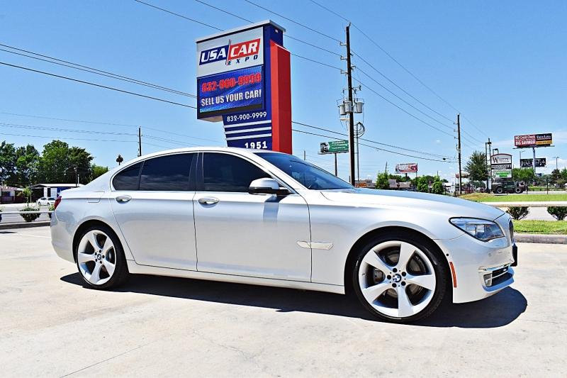 BMW 7-Series 2015 price $28,900