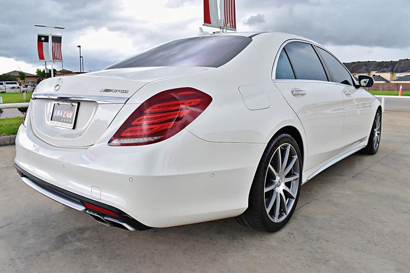 Mercedes-Benz S-Class 2015 price $63,900