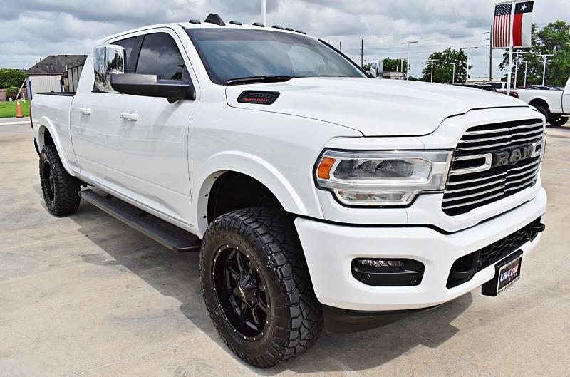 RAM 2500 2021 price $78,900