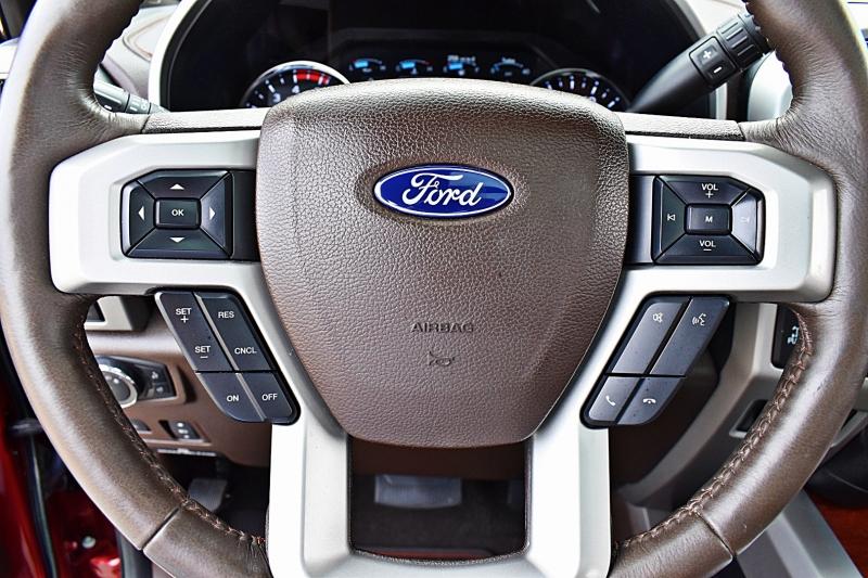 Ford Super Duty F-250 2018 price $76,850