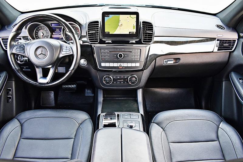 Mercedes-Benz GLS 2017 price $54,900