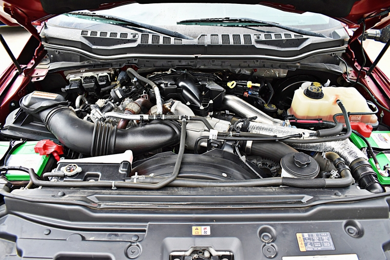 Ford Super Duty F-250 2017 price $60,900
