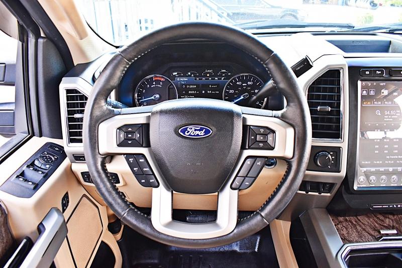 Ford Super Duty F-350 DRW 2018 price $74,900