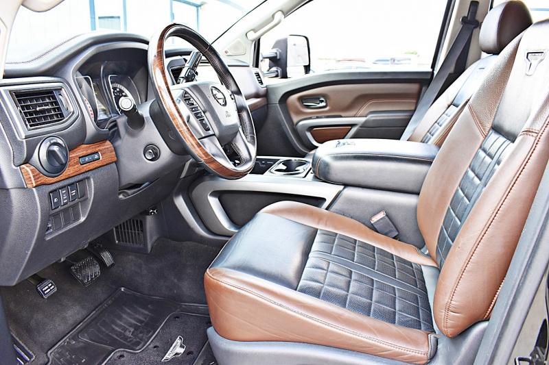 Nissan Titan 2018 price $53,900