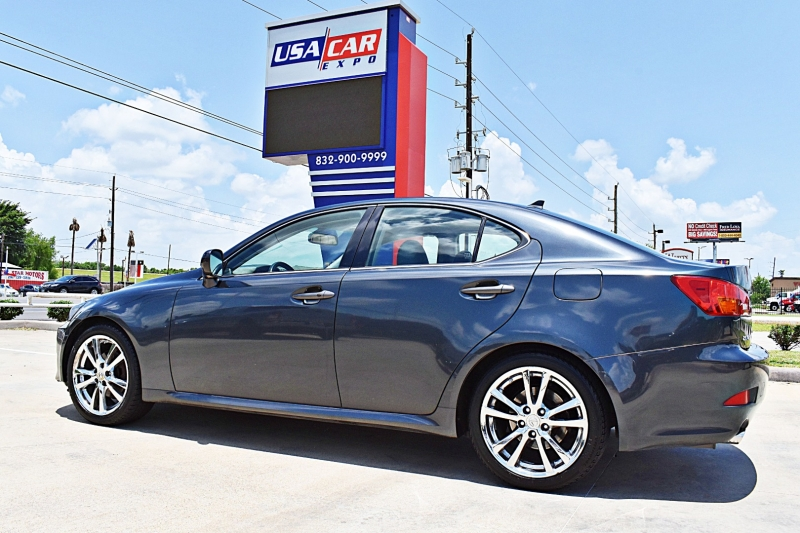 Lexus IS 250 2007 price $8,900