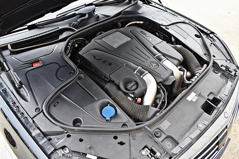 Mercedes-Benz S-Class 2017 price $54,900