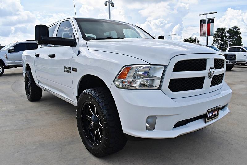 RAM 1500 2014 price $23,900
