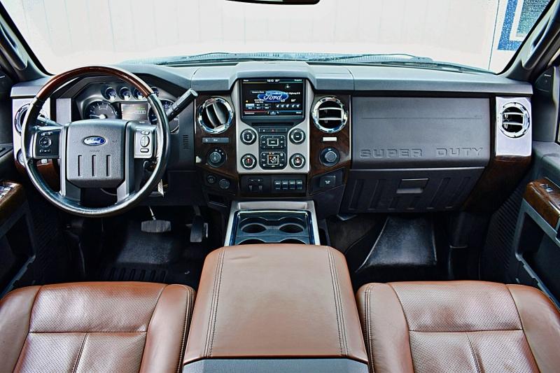 Ford F-250 Platinum 4X4 Lifted 6.7L 2015 price $45,900