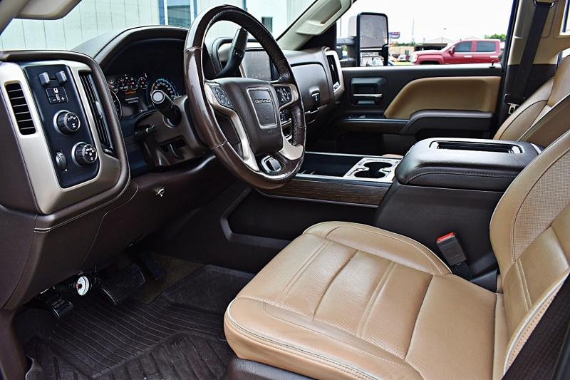 GMC Sierra 2500HD 2018 price $75,900