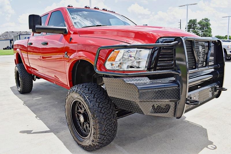 RAM 2500 2017 price $52,900