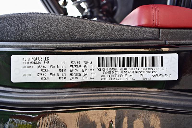 Dodge Durango 2018 price $40,900