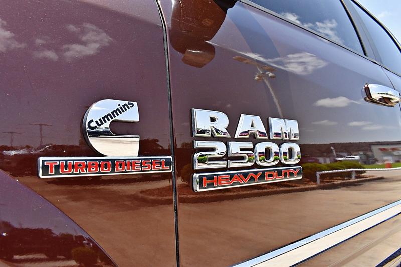 RAM 2500 2014 price $47,850