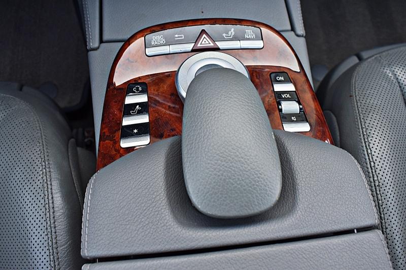 Mercedes-Benz S-Class 2008 price $12,900