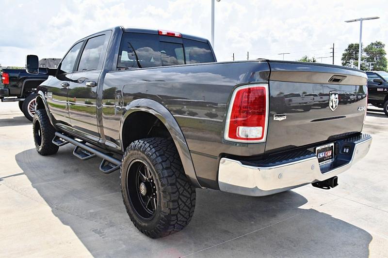 RAM 2500 2018 price $58,850