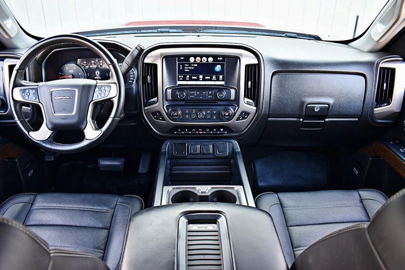 GMC Sierra 2500HD 2018 price $74,900