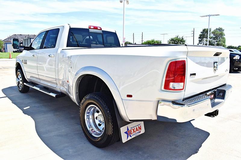 RAM 3500 2017 price $63,850