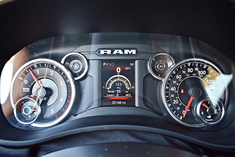 RAM 2500 2019 price $68,850
