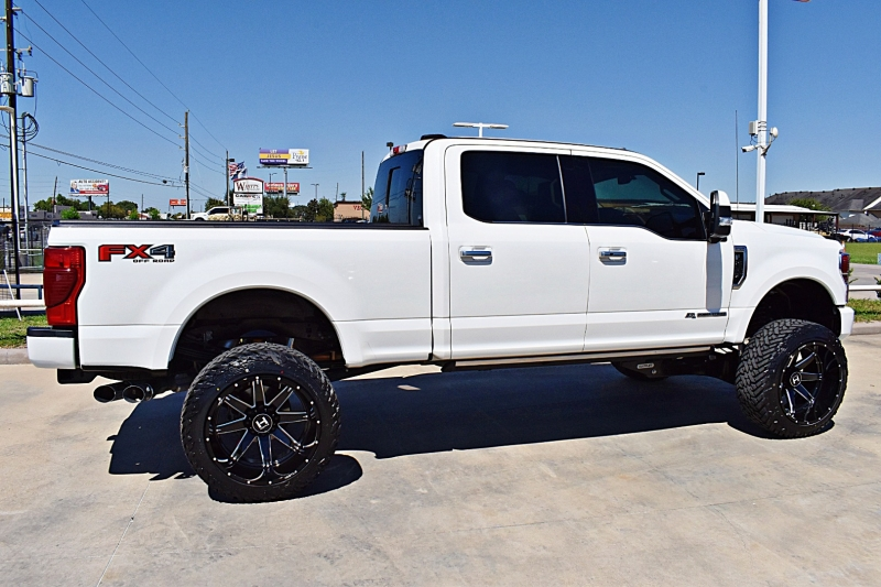 Ford F-250 Limited 4X4 Lifted 6.7L 2020 price $87,900