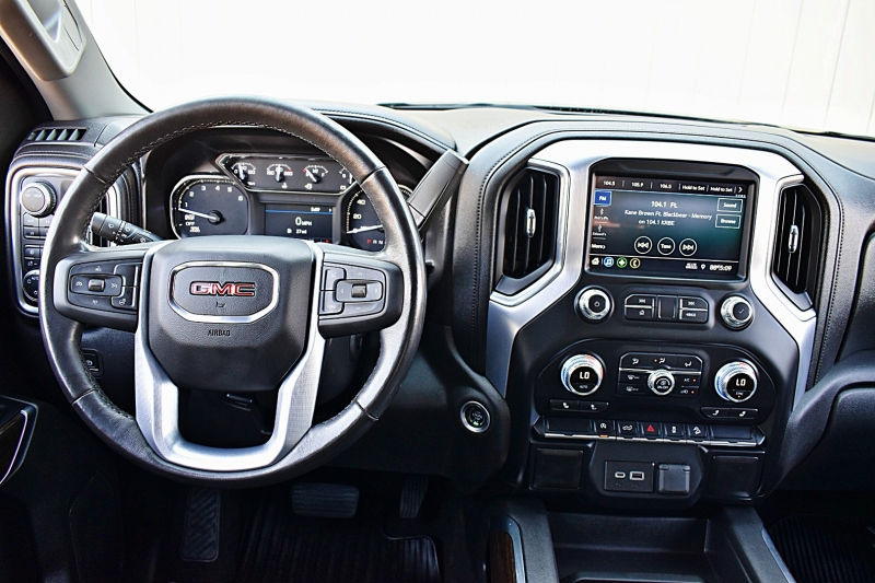GMC Sierra 1500 2020 price $49,900