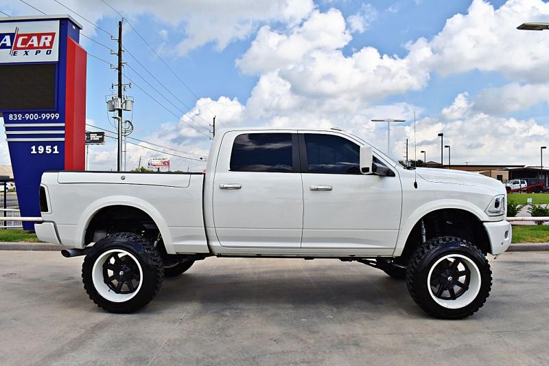 RAM 2500 2017 price $66,850