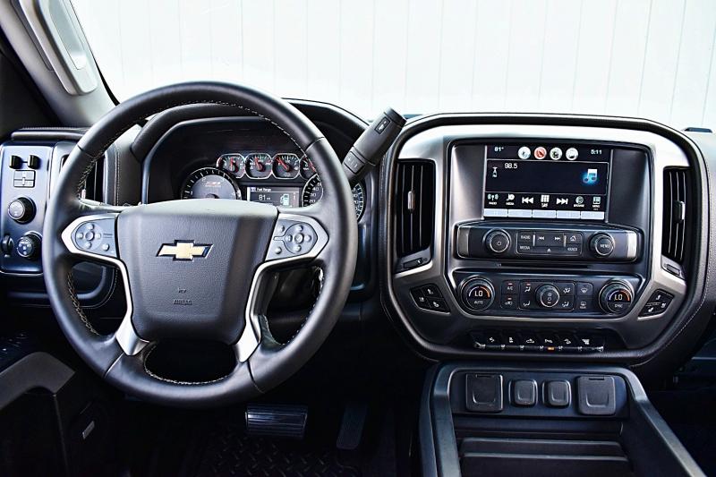 Chevrolet Silverado 2500HD 2019 price $59,850