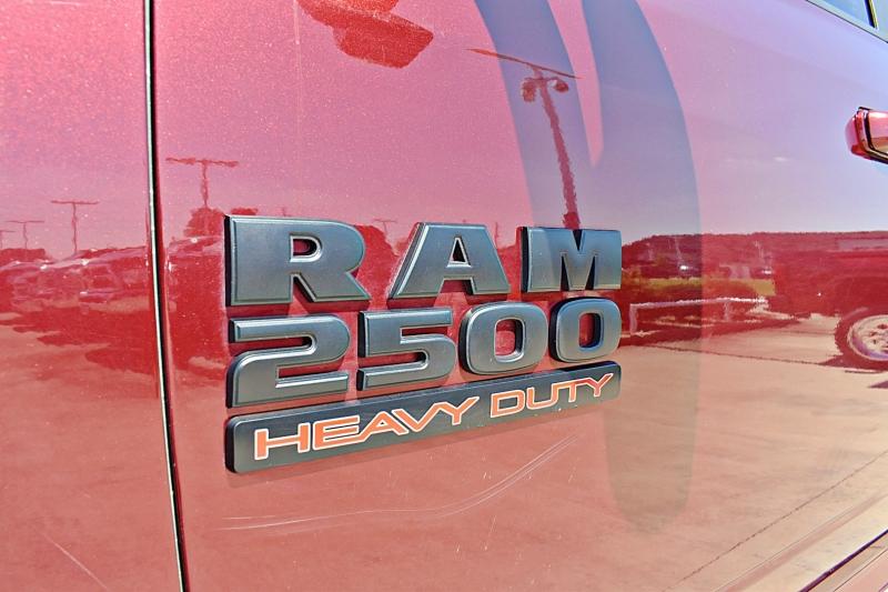 RAM 2500 2017 price $62,900