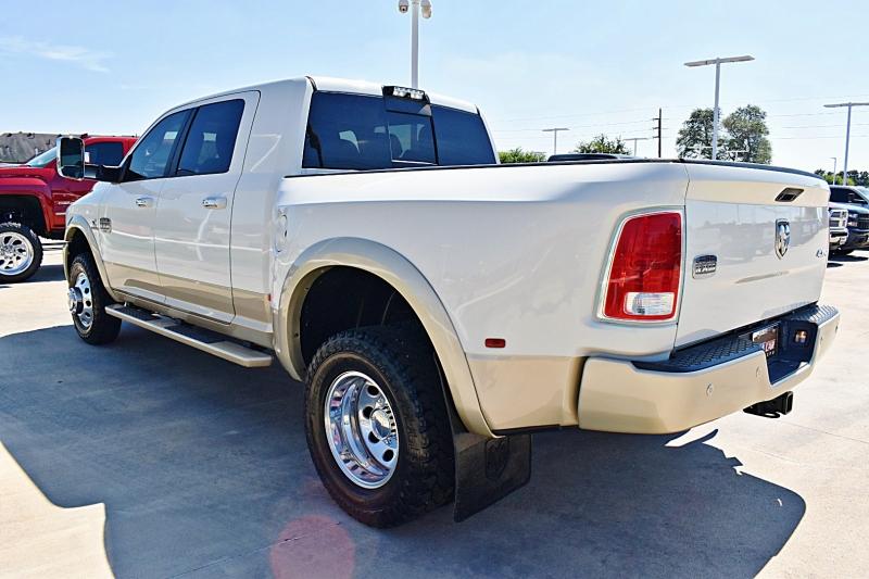 RAM 3500 2016 price $63,900